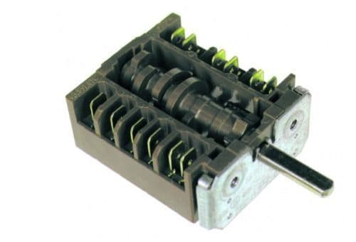 HOTPOINT INDESIT Hotplate Selector Switch 163100005 46.27266.500  Flavel